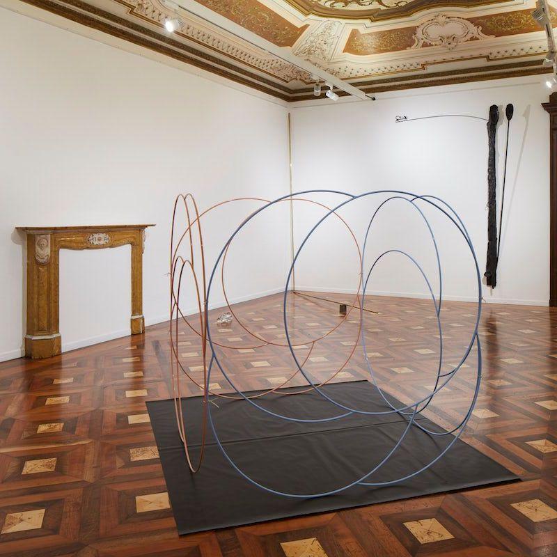 Equilibrium. An idea for Italian sculpture