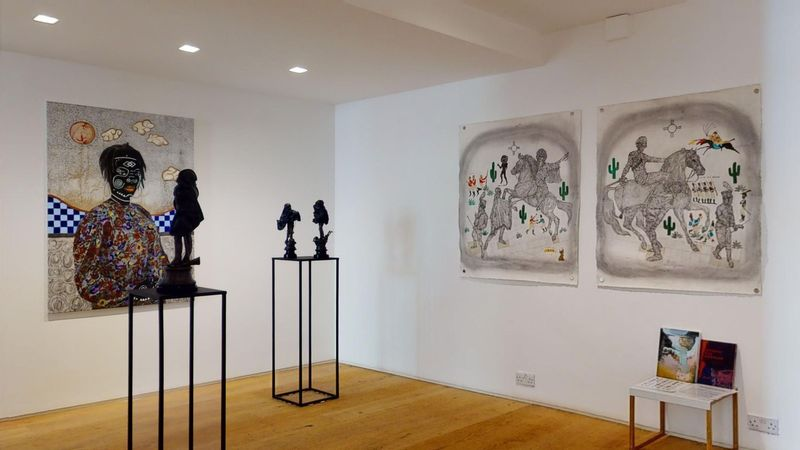 All the Days and Nights (Group Exhibition), Kristin Hjellegjerde London | Wandsworth (3 of 5)