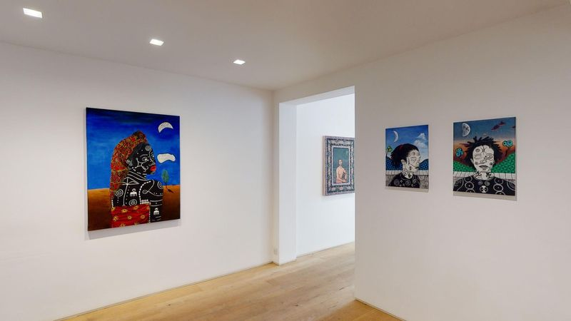 All the Days and Nights (Group Exhibition), Kristin Hjellegjerde London | Wandsworth (5 of 5)