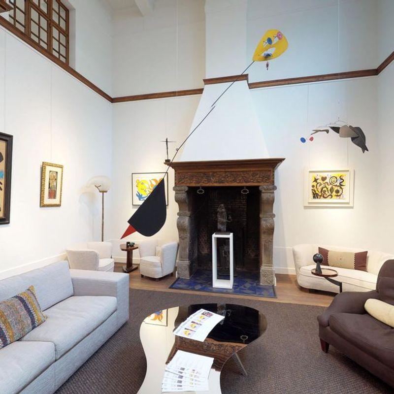 Calder, Miró et leurs rencontres parisiennes