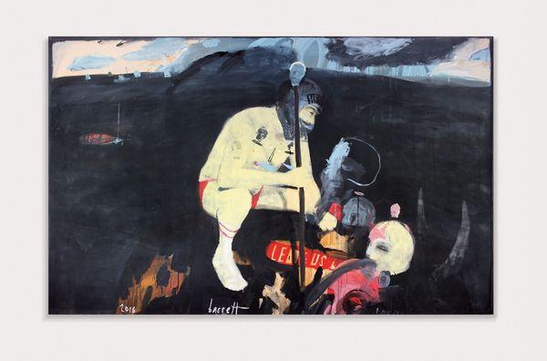SAMUEL BASSETT, 'THE GREAT SQUALL'