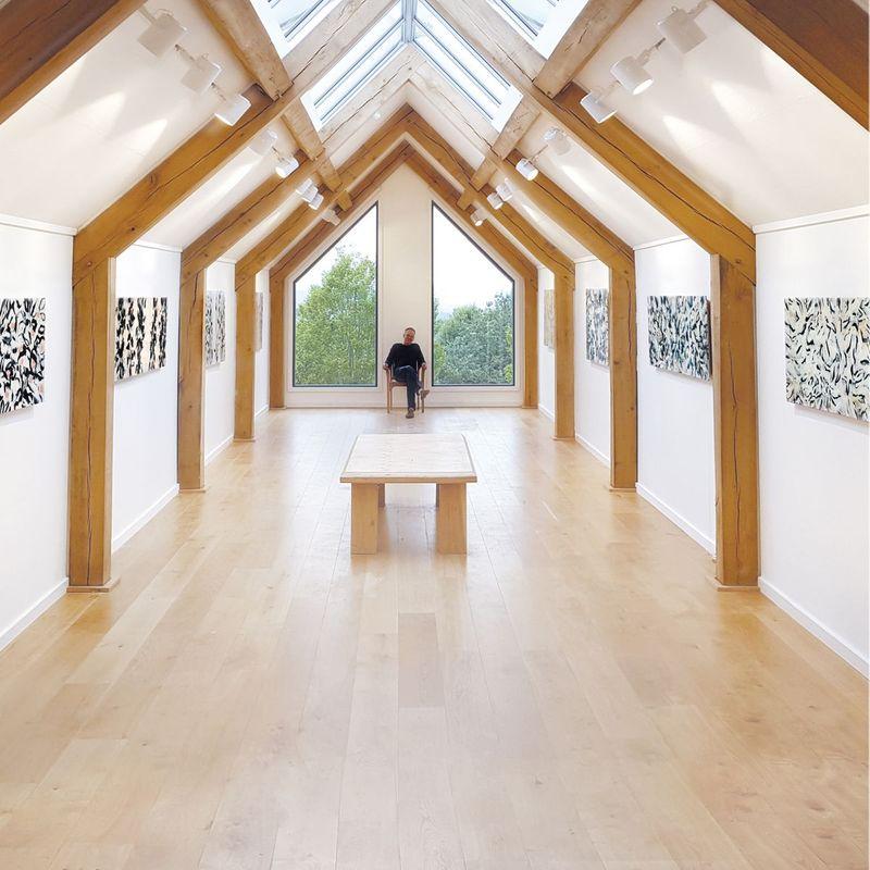 Simon Averill 'Point of Focus' at Tremenheere Gallery