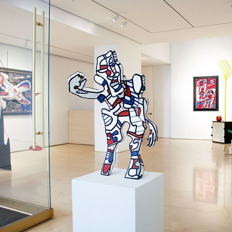 Helly Nahmad Gallery