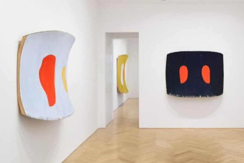 At the cusp of the 80s, paintings 1979–1983