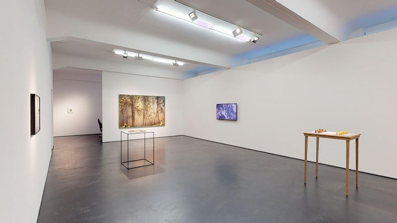Presence in the Absence (Group Exhibition), alexander levy