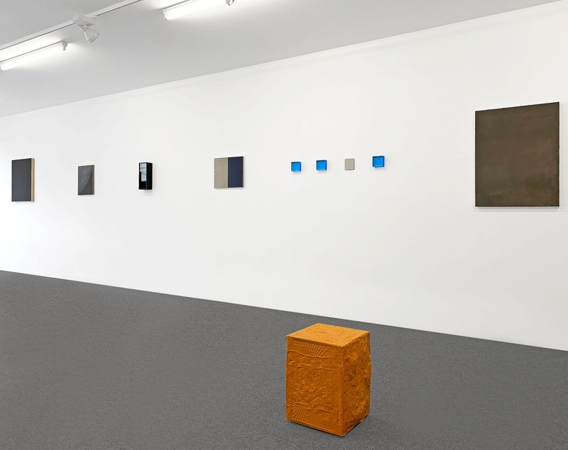 MNMLSM II (Group Exhibition), Galerie Biesenbach (15 of 15)