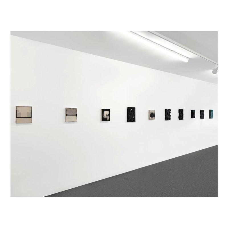 MNMLSM II (Group Exhibition), Galerie Biesenbach