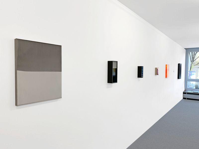 MNMLSM II (Group Exhibition), Galerie Biesenbach (12 of 15)