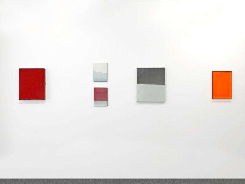 MNMLSM II (Group Exhibition), Galerie Biesenbach (14 of 15)