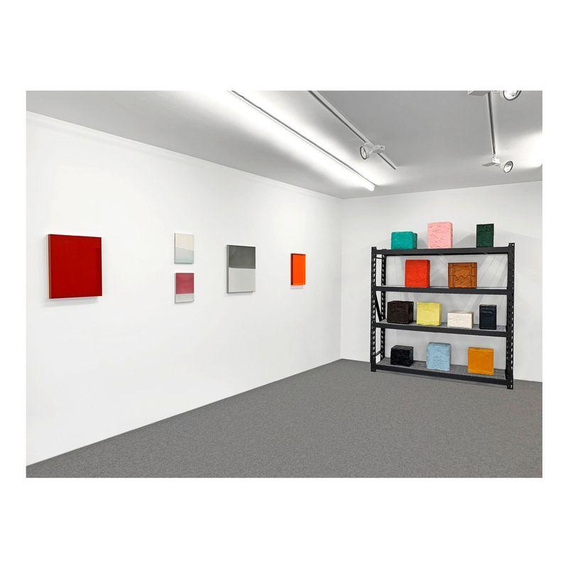 MNMLSM II (Group Exhibition), Galerie Biesenbach (2 of 15)