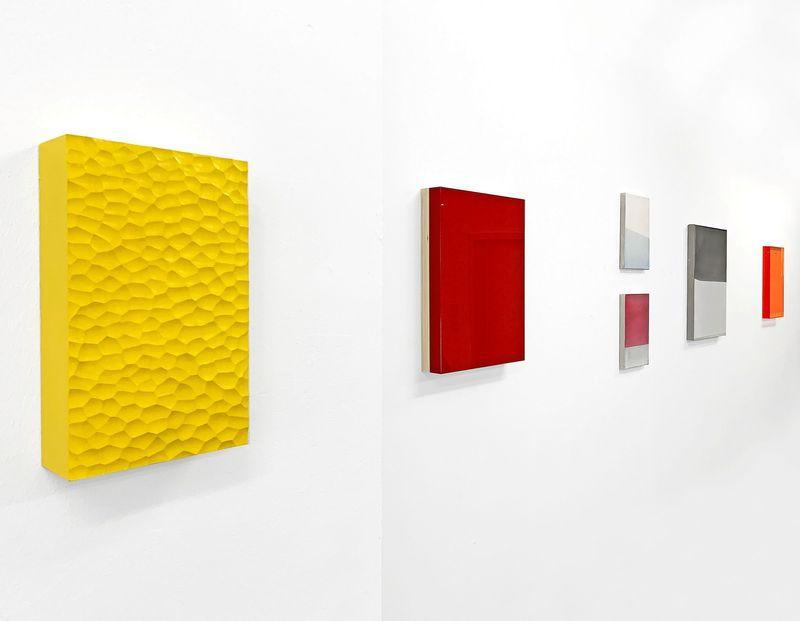 MNMLSM II (Group Exhibition), Galerie Biesenbach (4 of 15)