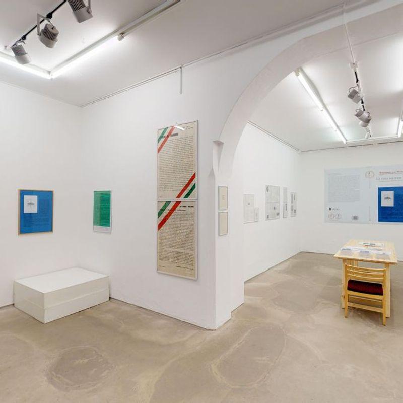 La casa editrice Trieb 1970 - 1978. L'Accademia di Brera risponde a Art & Language by Loredana Parmesani & Patrizia Gillo.