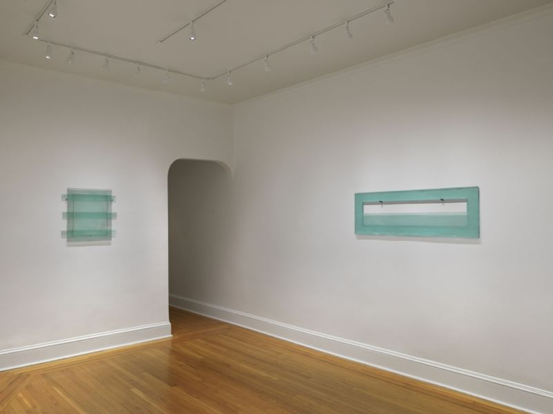 Supculture and drawings from the 1970s by Christopher Wilmarth, Craig F. Starr Gallery (2 of 6)
