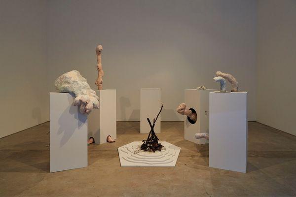 Miriam Naeh: Tall Tales, Tall Tails