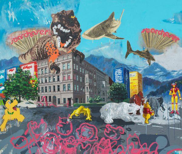 Artist of the gallery / Hugo Stuber (ES/CH)