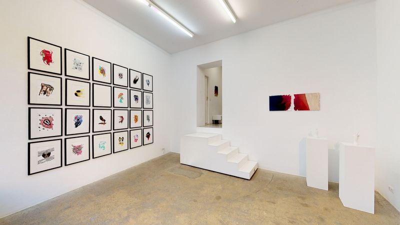 Panglossian by Janine Mackenroth, aquabitArt gallery   Berlin