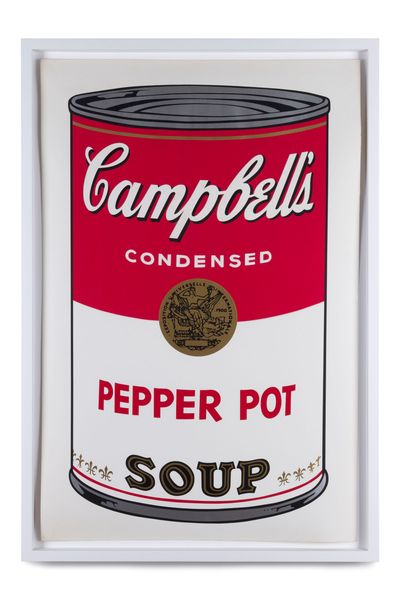 Pepper Pot, from Campbell's Soup I