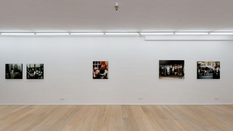 Fair Encounters by Dirk Eelen, Husk Gallery