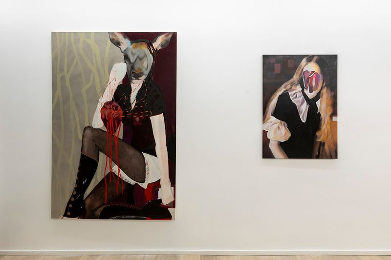 Pretty Chimeras by Nathalie Pirotte, Husk Gallery (2 of 10)