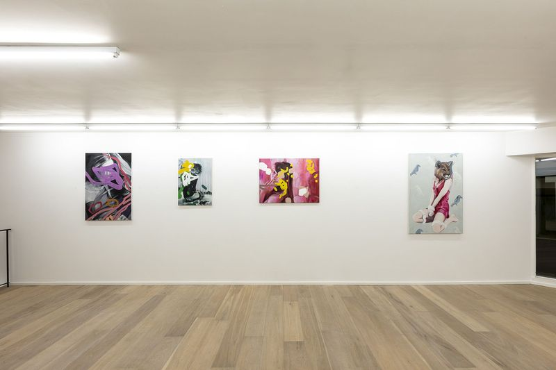Pretty Chimeras by Nathalie Pirotte, Husk Gallery (8 of 10)