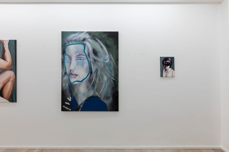 Pretty Chimeras by Nathalie Pirotte, Husk Gallery (4 of 10)