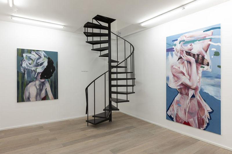 Pretty Chimeras by Nathalie Pirotte, Husk Gallery (5 of 10)