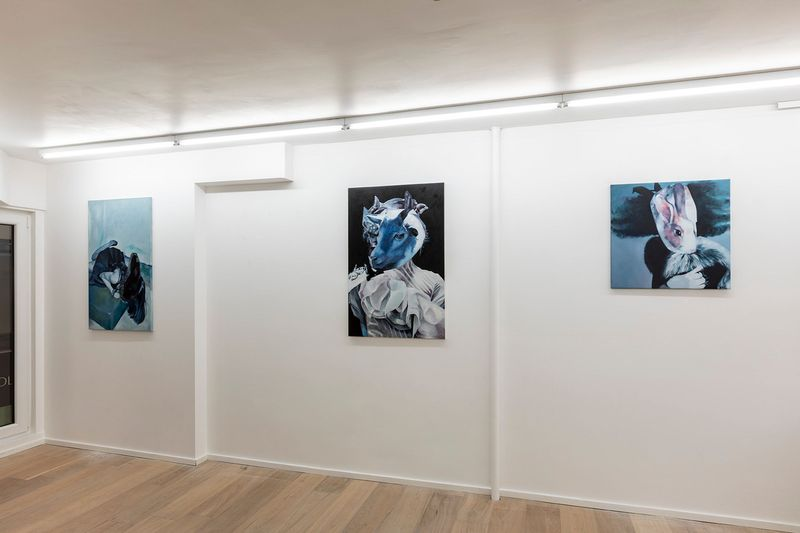 Pretty Chimeras by Nathalie Pirotte, Husk Gallery (7 of 10)