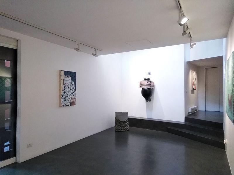 Invisibili (Group Exhibition), Galleria Anna Marra (2 of 4)
