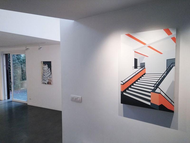 Invisibili (Group Exhibition), Galleria Anna Marra