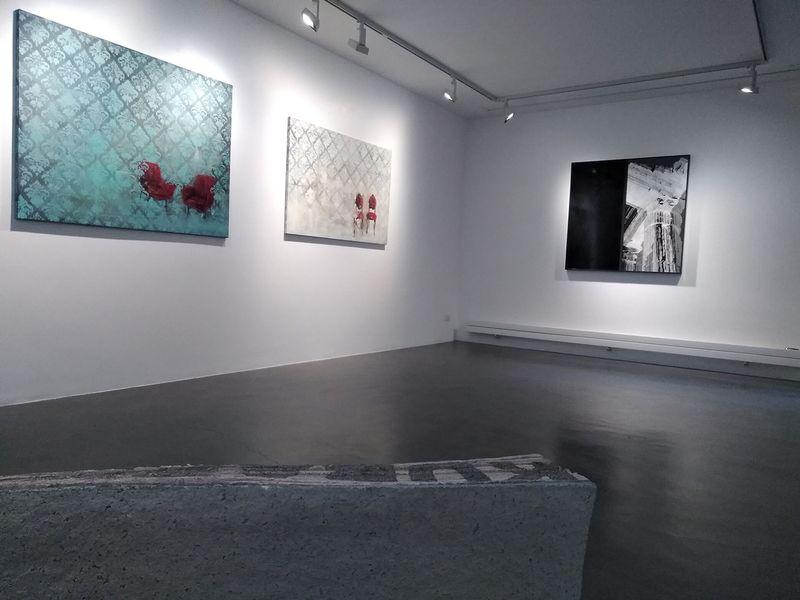 Invisibili (Group Exhibition), Galleria Anna Marra (3 of 4)