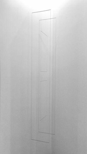 Line Sculpture(column) #9
