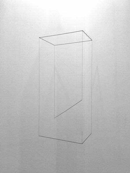 Line Sculpture(cuboid) #37