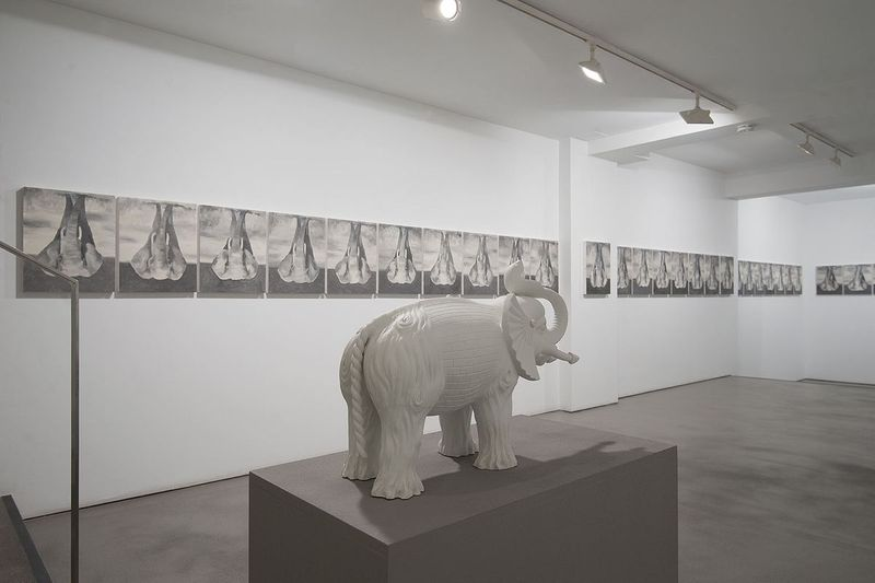 The Elephant (an intermission) by Babak Golkar, Sabrina Amrani (3 of 4)