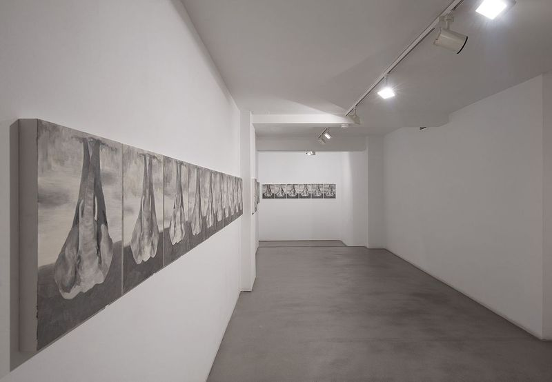 The Elephant (an intermission) by Babak Golkar, Sabrina Amrani (2 of 4)