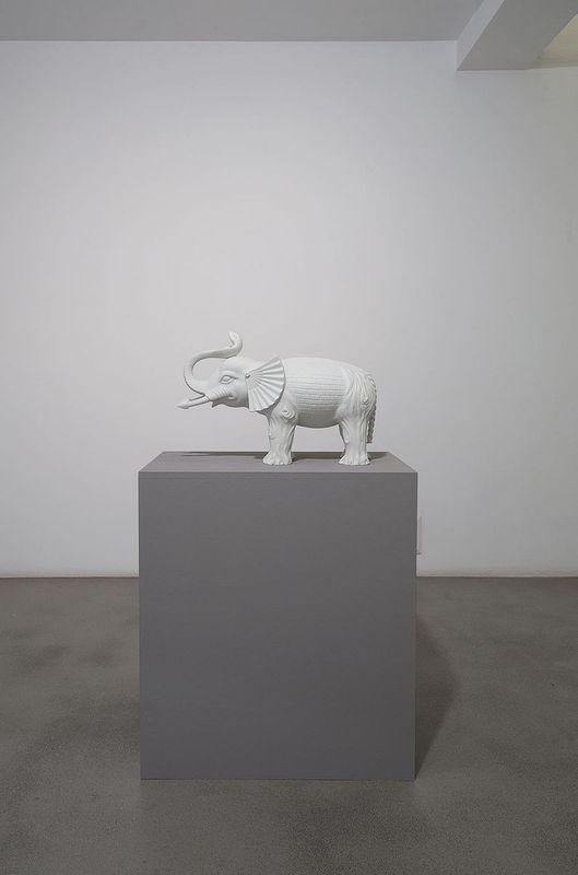 The Elephant (an intermission) by Babak Golkar, Sabrina Amrani (4 of 4)
