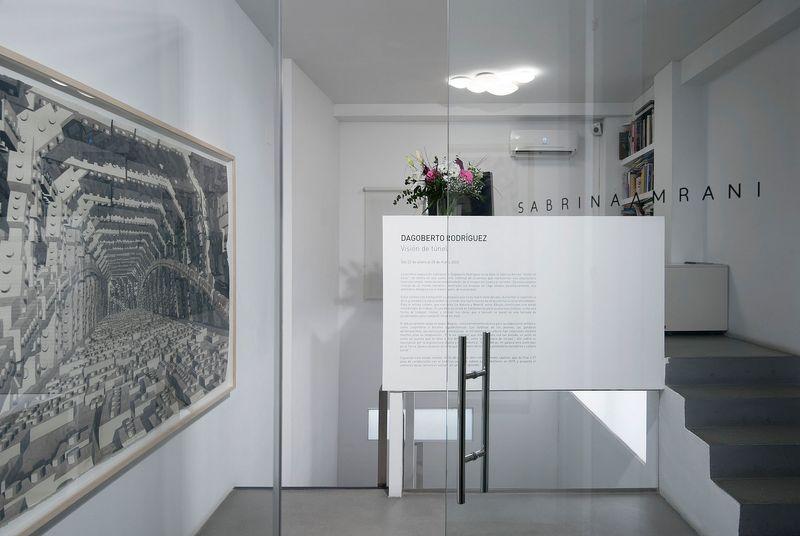 Visión de Tunel by Dagoberto Rodríguez, Sabrina Amrani
