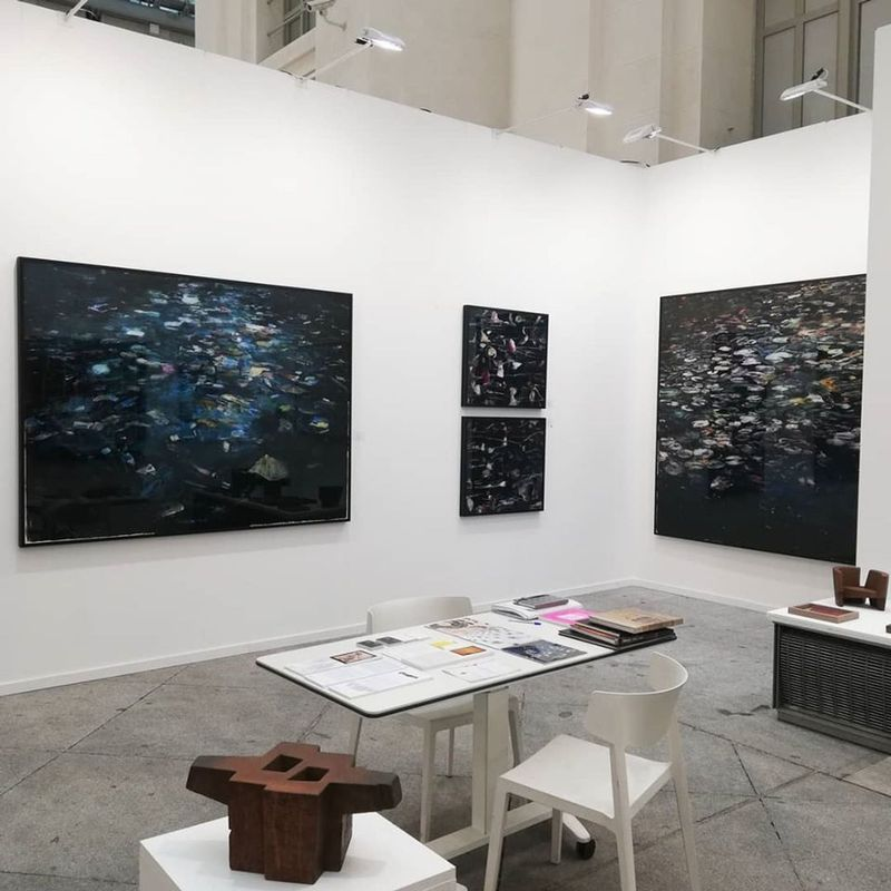 The pigment gallery