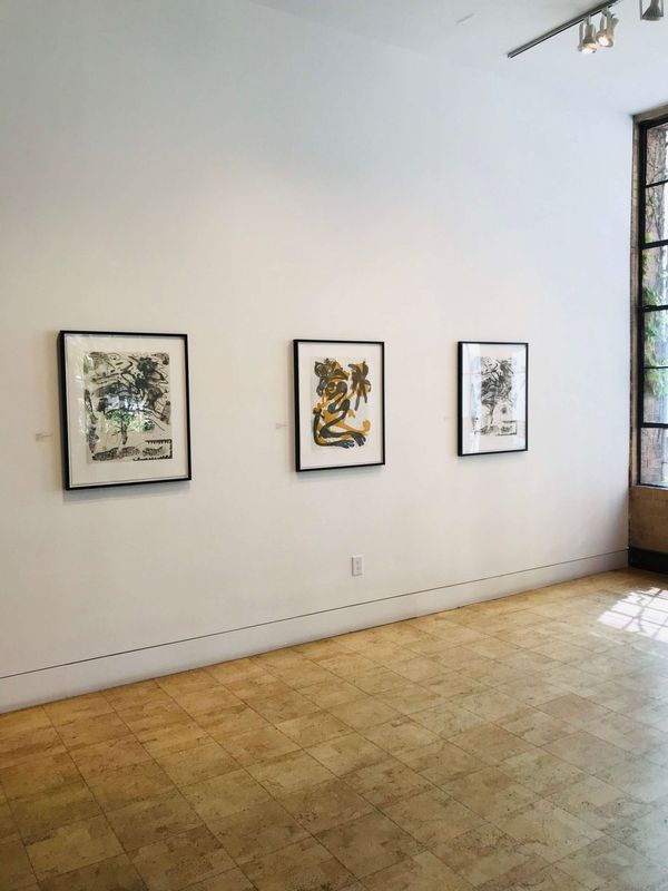 GESTURE: A Group Exhibition