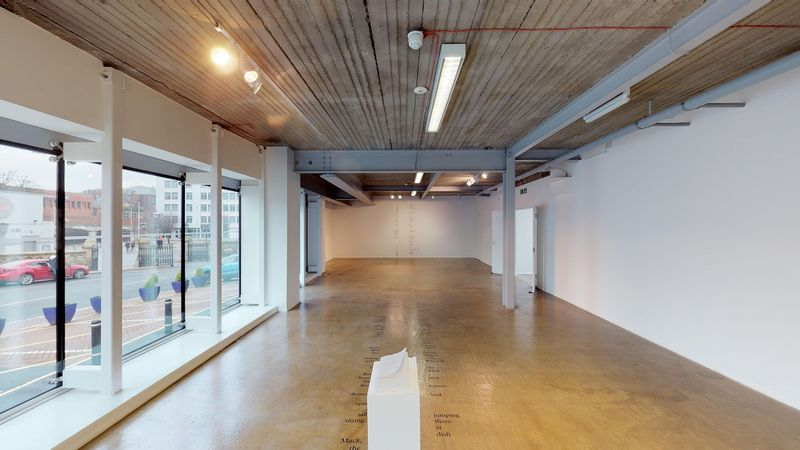 Gutter Words by Jo Hamill, Platform - A Gallery (2 of 2)