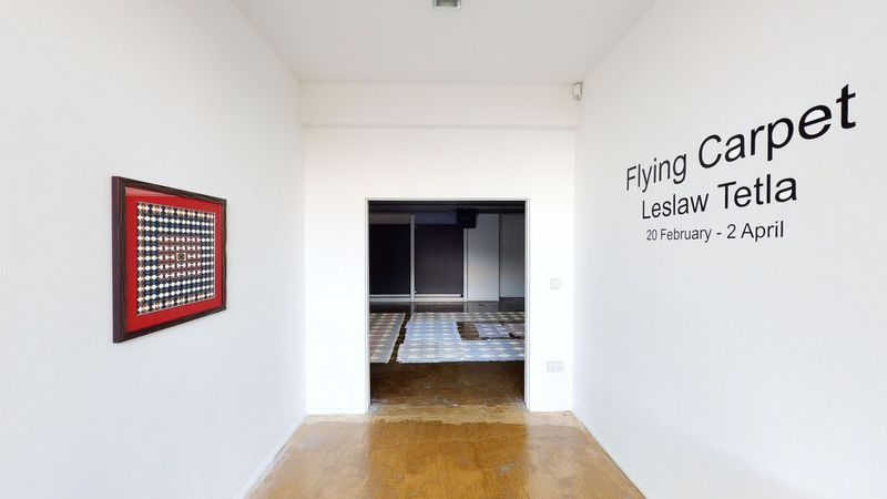 Flying Carpet by Leslaw Tetla, Platform - A Gallery (3 of 4)
