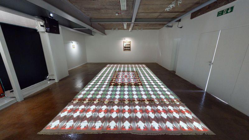 Flying Carpet by Leslaw Tetla, Platform - A Gallery