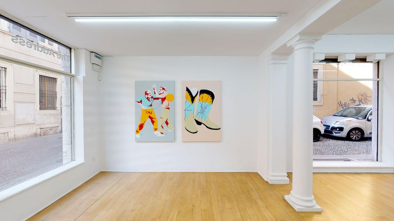 S/S/P (Group Exhibition), The Address gallery (2 of 4)