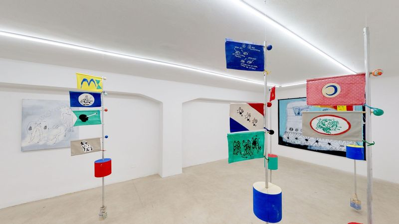 S/S/P (Group Exhibition), The Address gallery (4 of 4)