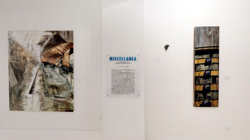 Miscellanea (Group Exhibition), Isorropia Homegallery (2 of 3)
