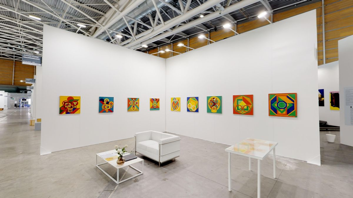 Exhibition for Artissima | 'Back to the Future'