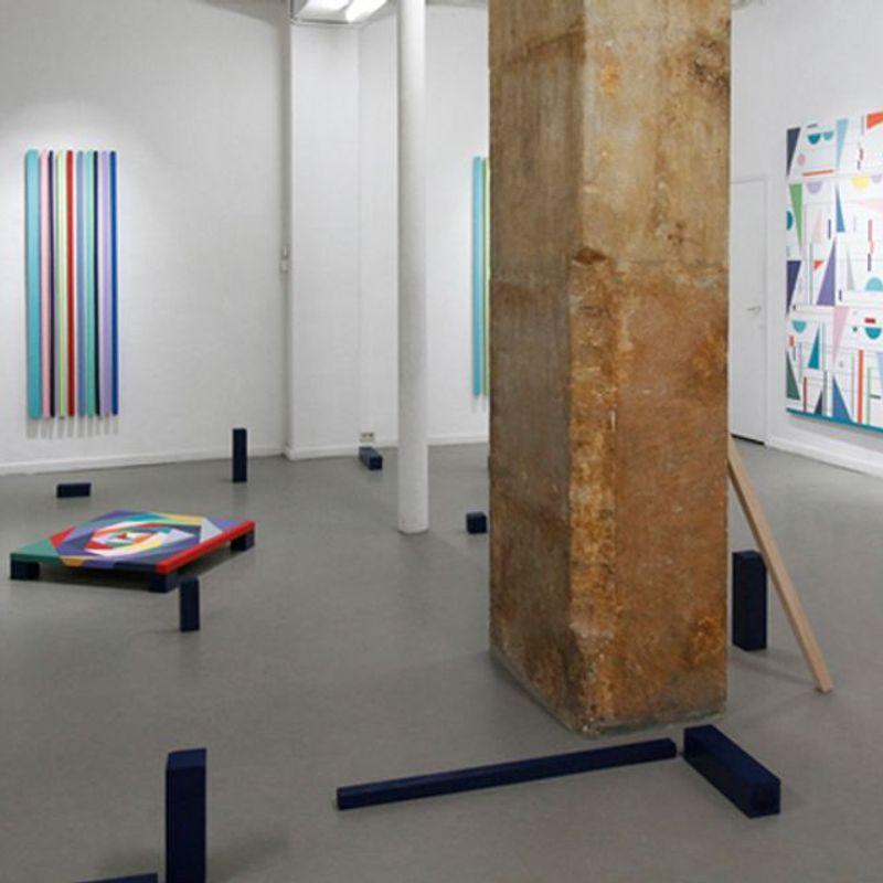 Galerie Dix9 - Hélène Lacharmoise