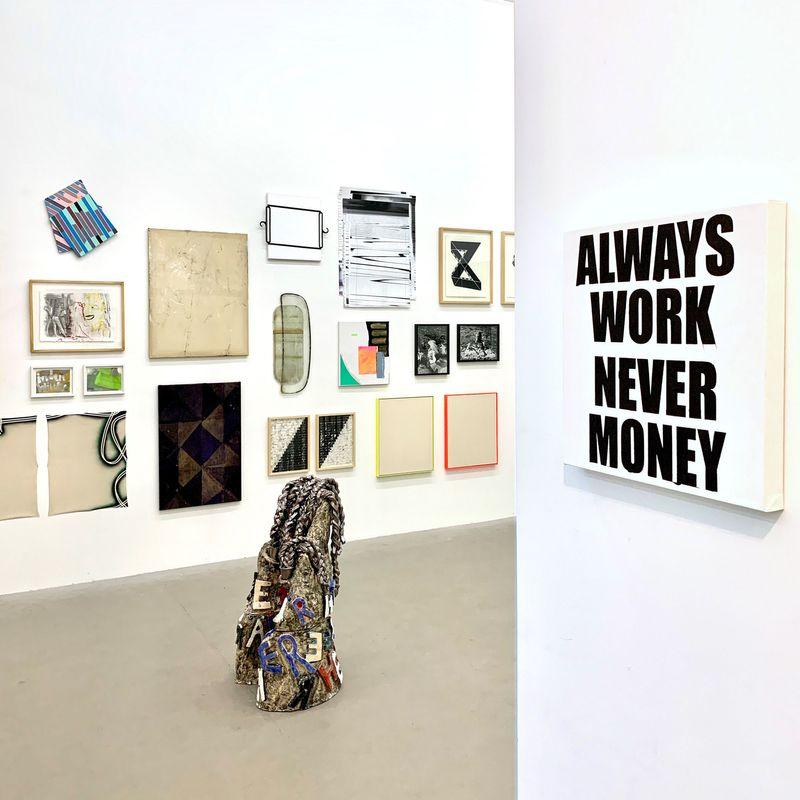 L'ARTISTE ET LES COMMISSAIRES — NOT SO A WHITE CUBE #16 (Group Exhibition), LAGE EGAL