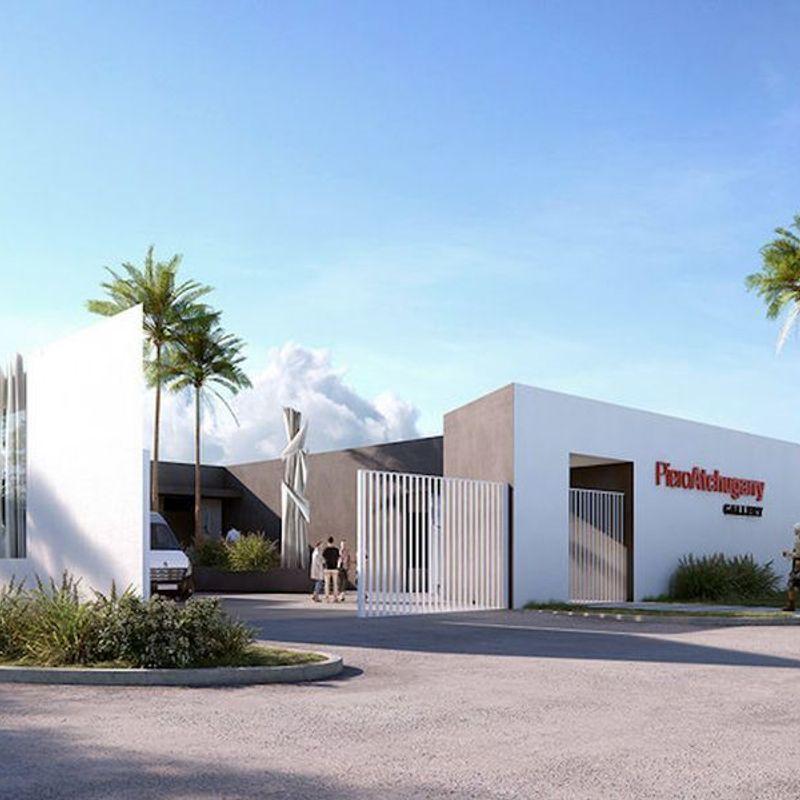 Piero Atchugarry Gallery | Miami