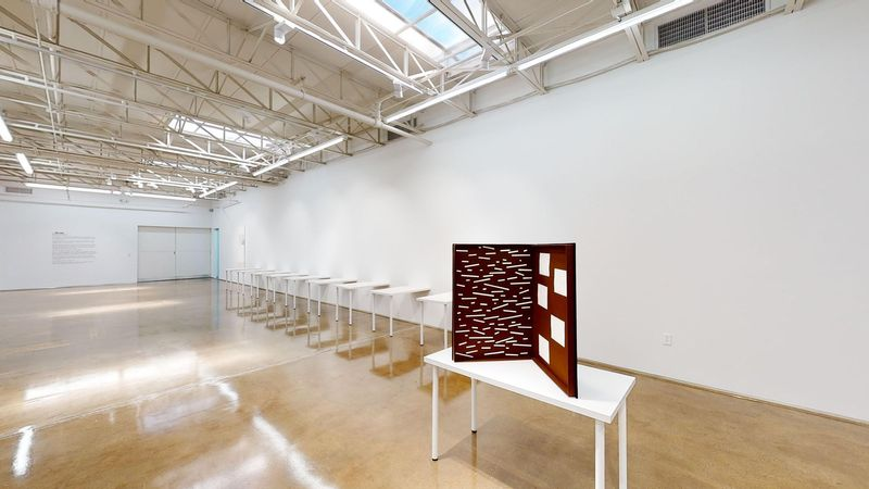 ...the two by Andrés Michelena, Piero Atchugarry Gallery | Miami