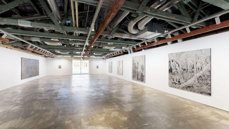 Recalcitrant Radiance by Daniel Boyd, Kukje Gallery   Busan
